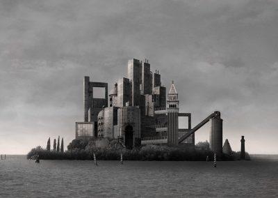 Philippe-Caladre-Utopie-6: 150X100 cm