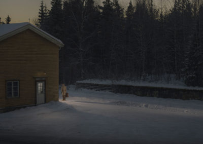 Ole Marius Joergensen last-train-home