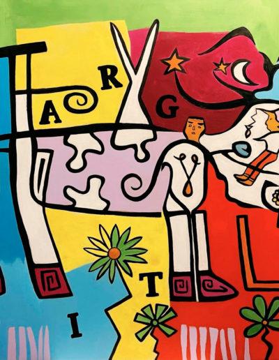 Pinamar-Hola-vache-Margarita galerie Goutal